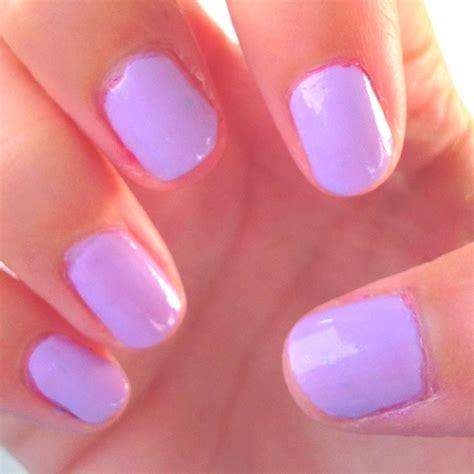 light purple nail polish light purple nail polish hair makeup pinterest