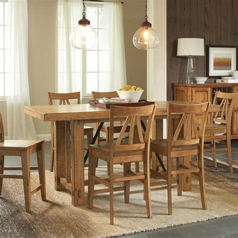 Kitchen Canby Riverside Furniture Summerhill Gathering Height Dining