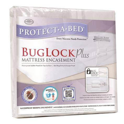 protect a bed buglock protect a bed buglock plus mattress protector linge des