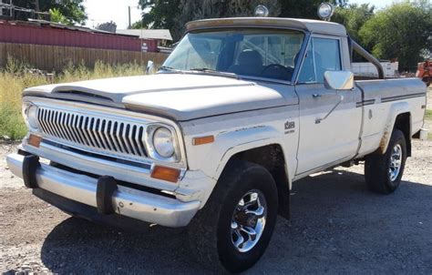 1977 Jeep J10 Details About 1977 Jeep Other Gladiator J10 Other