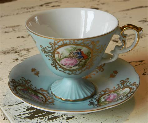 Tea Cup by Tea Time Is New For Me Vintage Tea Cups Tea Or