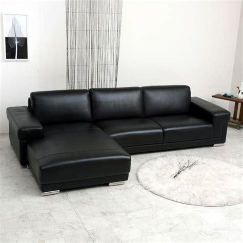 couch mo 楽天市場 システムソファー nol 121727 コーナーソファ 本革 ブラック レザー 送料無料