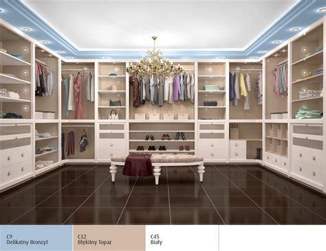 jak wybierac kolory scian  garderoby najlepsze