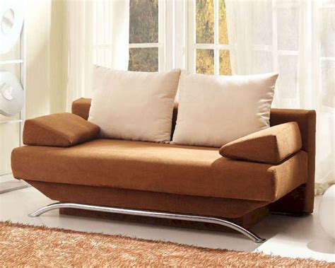 sofa cool couches for provides a warm to comfortable feel european design modern sofa bed in warm brown finish 33ss161