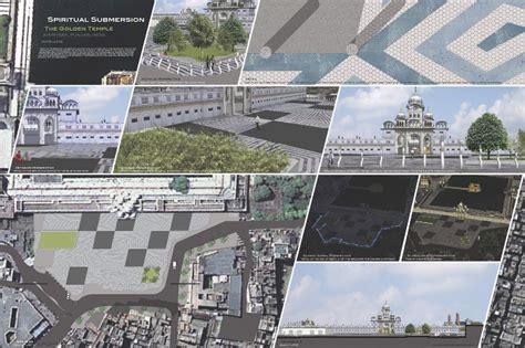 Lloyd Architects spiritual submersion the golden temple plaza katherine