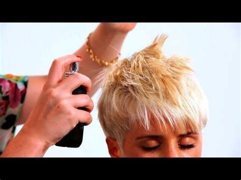 short hairstyles with bangs youtube styling a pixie haircut with long bangs short hairstyles