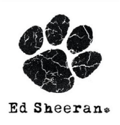 ed sheeran division tattoo 18 best paw prints images on pinterest paw prints
