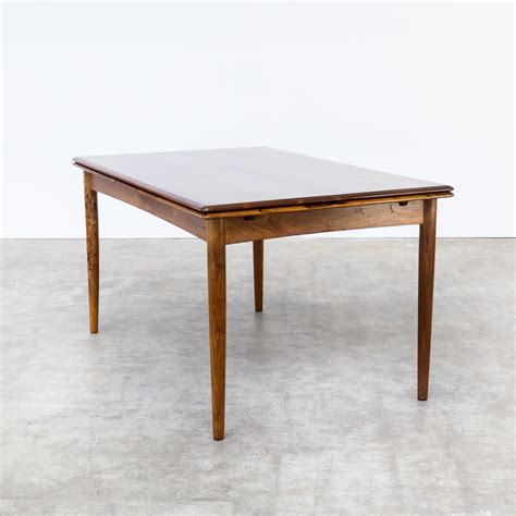 60s dining table 60s rosewood dining table attr niels otto m 248 ller barbmama