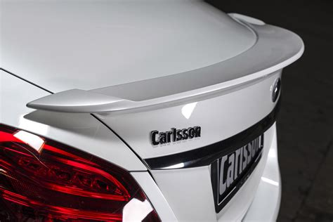 carlson systems mats carlsson tunes the amg version of mercedes c class