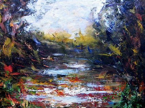 landscape painting by cambridge based landscape artist