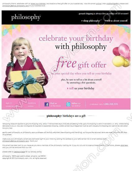 Pin By Danielle Boensich On Email Auto Birthday Pinterest Email Design Birthday Email And Birthday Newsletter Template Free