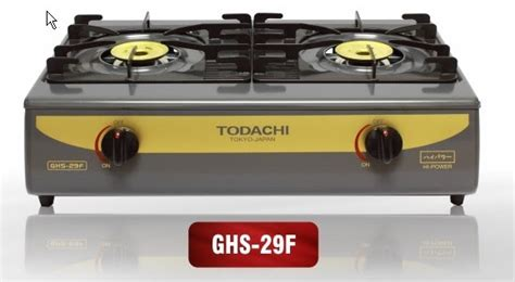 Kompor Gas Luxima todachi ghs 29f gas cooker burner