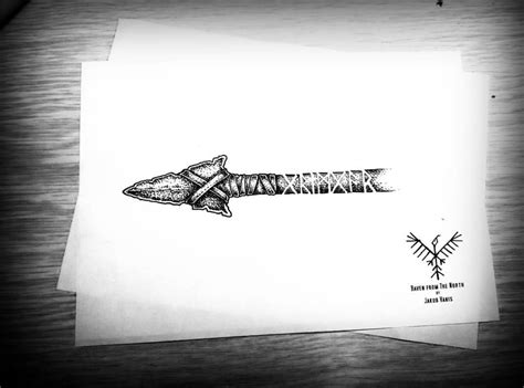 forehand tattoo design the from the forehand design drawing