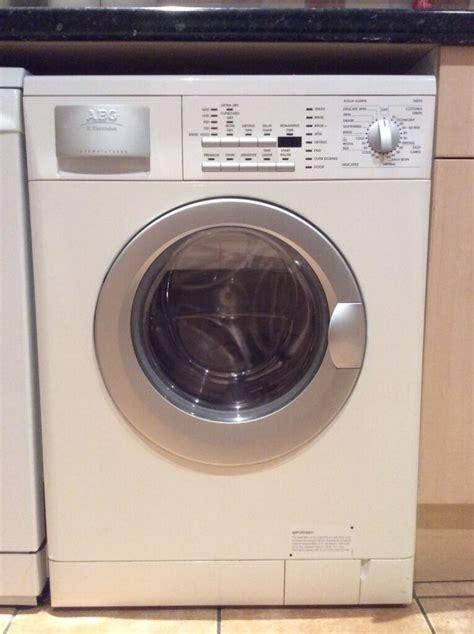 AEG Electrolux Lavamat Turbo 16830 Washer/Dryer for sale