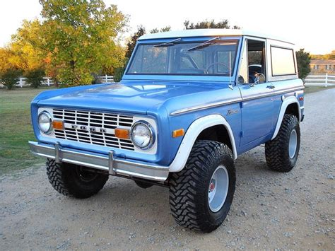 old bronco jeep 21 best images about suv s bc they re merican on pinterest