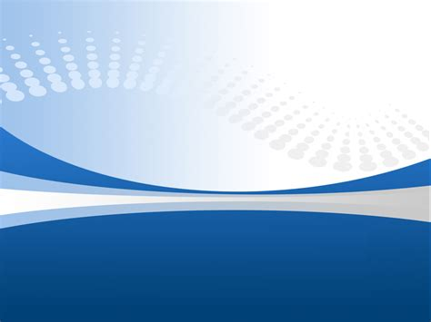 light blue lines powerpoint templates blue business finance