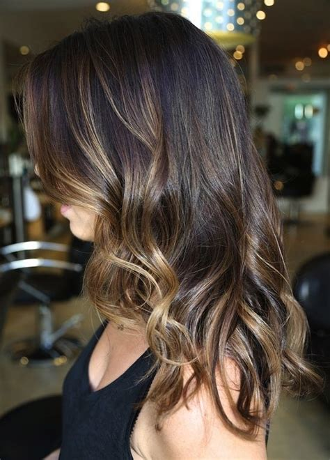 how to hightlight brown hair yourself 25 best ideas about thin highlights on pinterest hair