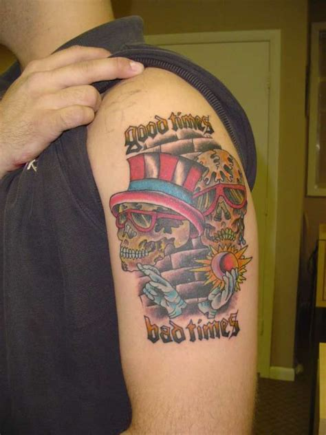 good times tattoo times bad pictures to pin on tattooskid