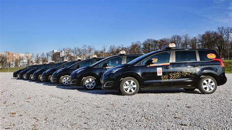 Peugeot Pl by Peugeot Polska Partnerem Wawa Taxi