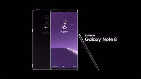 Samsung Galaxy 8 new leaks confirm samsung galaxy note 8 specs channelnews