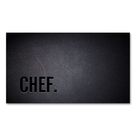 chef business card templates free 1000 images about chef business cards on