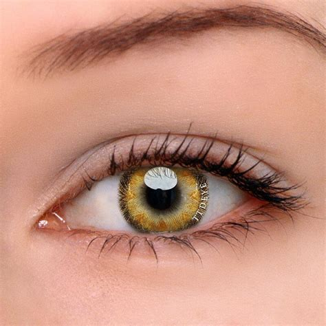 order colored contacts order radial brown colored contact lenses ttdeye