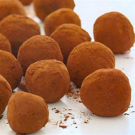 Handmade Chocolate Truffles - buffets by the sweetie factory l book a buffet