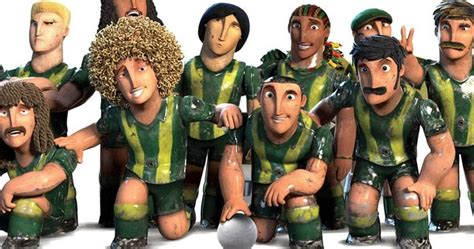 underdogs film animated underdogs trailer animated tale brings foosball to life