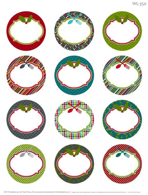 circle gift tag template new circle gift tag template free template design