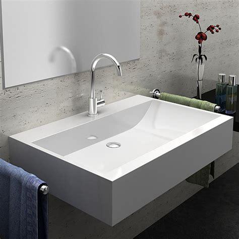 waschbecken luxus aqua design luxus waschtisch guss marmor waschbecken