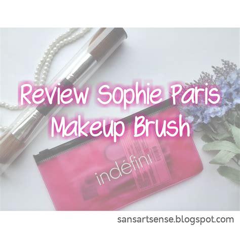 Make Up Untuk Pemula sandraartsense review brush make up
