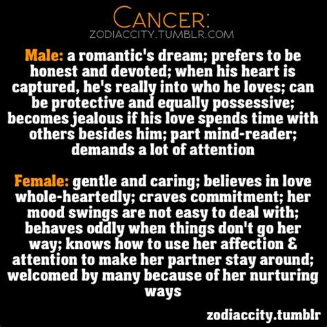 cancer male female my sign leo pinterest the two