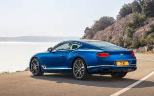 Bentley Continental Gt 0 60 2018 Bentley Continental Gt Revealed The Car Guide