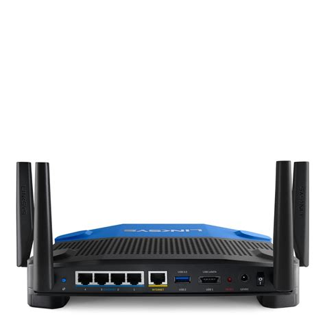 Linksys Dual Band Gigabit Wifi Router Wrt1900ac Linksys Wrt1900ac Dual Band Gigabit Wi Fi Router Price In