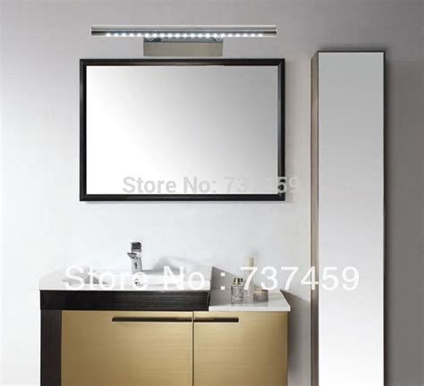 mirror bathroom cabinet with lights free shipping 5w modern led mirror light bathroom mirror