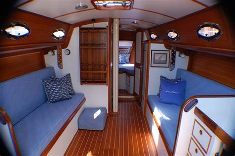 sailboat upholstery ideas upholstery in sailboat cabins google search catalina
