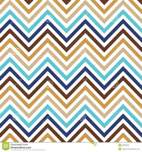 pattern blue brown chevron background pattern stock illustration image of