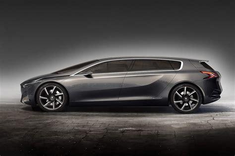 Frankfurt Show Preview Peugeot S Hx1 Hybrid4 Mpv Concept