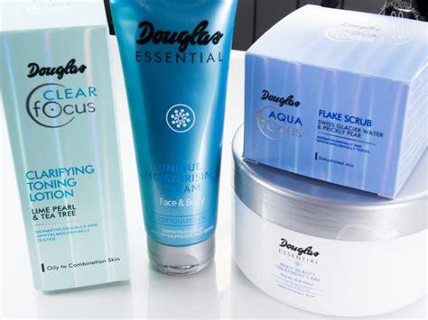 Belleza Essential douglas essential y clear focus para el cuidado de la piel
