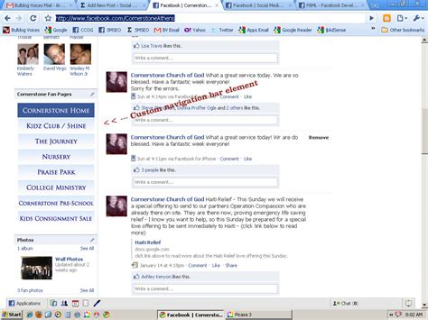 customize facebook fan page customize your facebook fan page with fbml