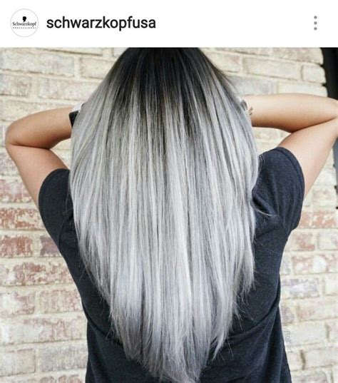 silver blonde root shadow hair ideas pinterest 25 great ideas about silver hair dye on pinterest grey