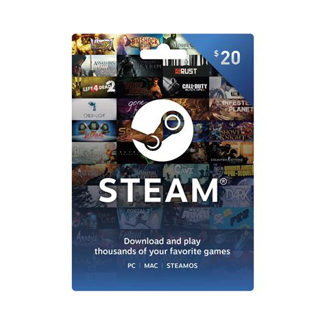 How To Buy Games On Steam With Gift Card - 20 steam gift card cheapgc