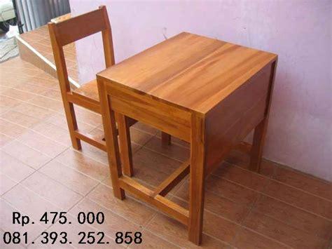 Meja Sekolah Kayu Jati jasa pembuatan meja kursi sekolah mbarepjati 0813