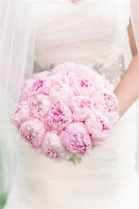 pink peonies wedding wedding flowers peonies tinarose weddings