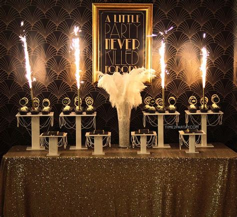 the great gatsby party themes best 25 great gatsby decorations ideas on pinterest