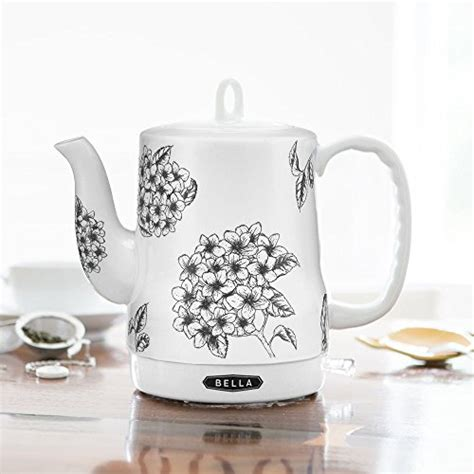 flower pattern kettles bella 13622 electric ceramic kettle flower pattern new ebay