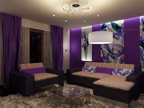 Black And Purple Living Room Ideas by Black And Purple Living Room Ideas Aecagra Org
