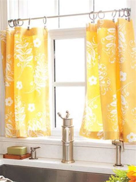 25 best ideas about modern kitchen curtains on