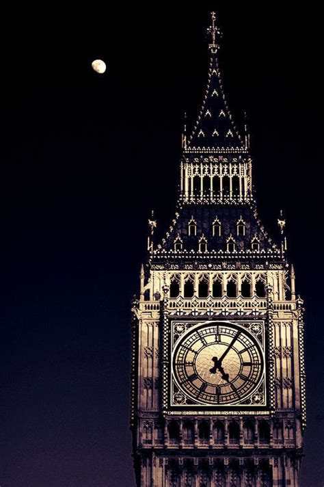 big ben at night i0000lvczq6wlxkw quotes photography sky moon night london uk bigben elmcsousah