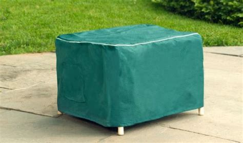 extra large ottoman slipcover budge industries p4a02gp1 green piping extra large ottoman